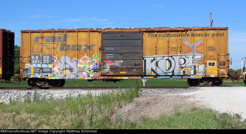 Rail Box