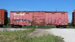 CP Rail Box Car
