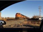BNSF SD70ACe-P4 8514