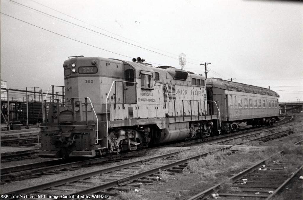 UP GP9 302