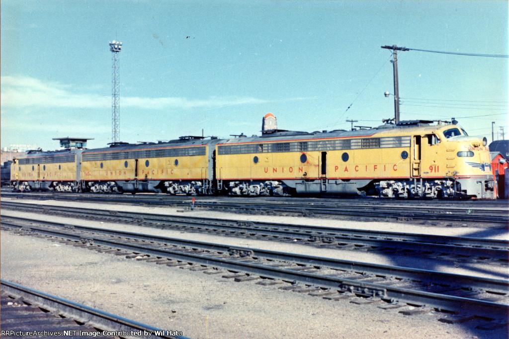 Yellow Passenger Power