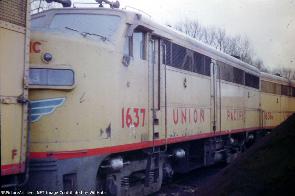 UP FA-1 637
