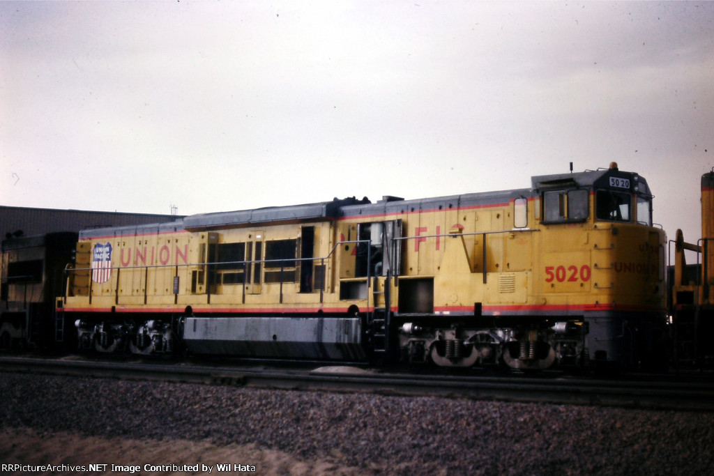 UP U50C 5020