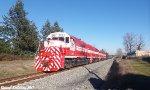 Tacoma Rails Job 103 with four locomotives