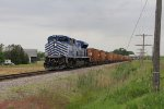 LSRC's interchange train heads south for Flint
