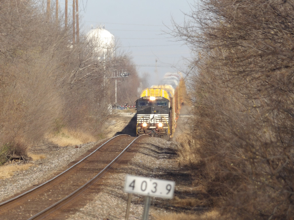 NS C40-9W 9544