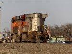 BNSF C44-9W 755