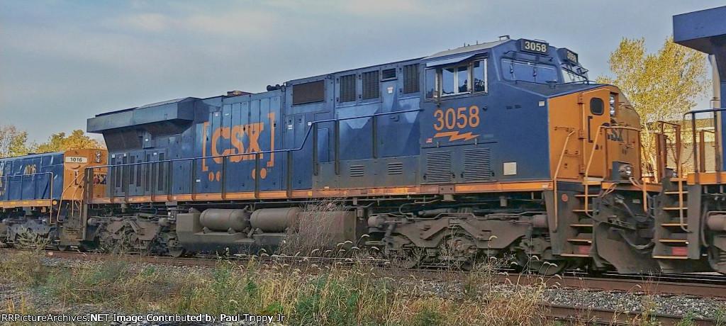 CSX 3058