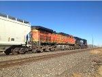 BNSF C44-9W 5100