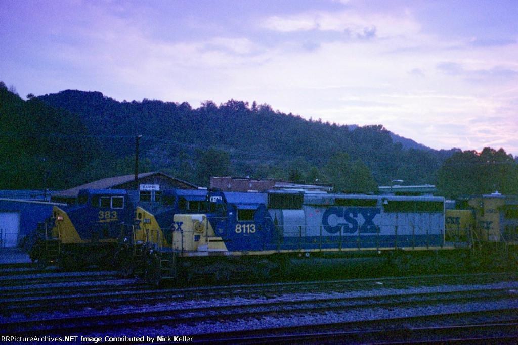 CSX 8113