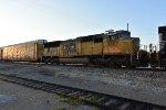 UP 3887 Roster shot.