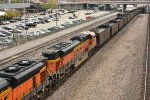 BNSF 9322 Roster.