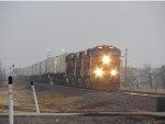 BNSF ES44DC 7849