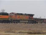 BNSF C44-9W 4933