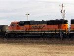 BNSF SD75M 268