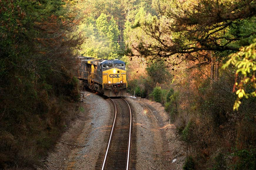 mty coal train nears sc 221 near roebuck sc