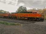 BNSF 7102 with a beautiful P5