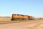 BNSF 8577 heading west