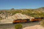 BNSF 612 on point of the HCOLBAR