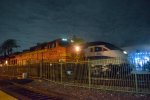 BNSF meets Metrolink at Fullerton