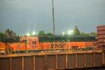 A rare BNSF Sd40-2 at Commerce