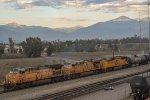 UP 6477 arriving West Colton