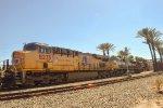 SP leader on home rails