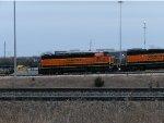 BNSF SD45-2 1585
