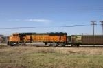 BNSF 9868 is DPU
