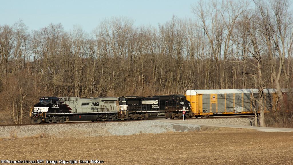 NS 4002 AC44C6M