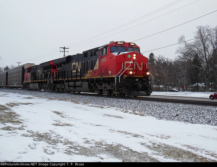 CN 2941 and CN 3053