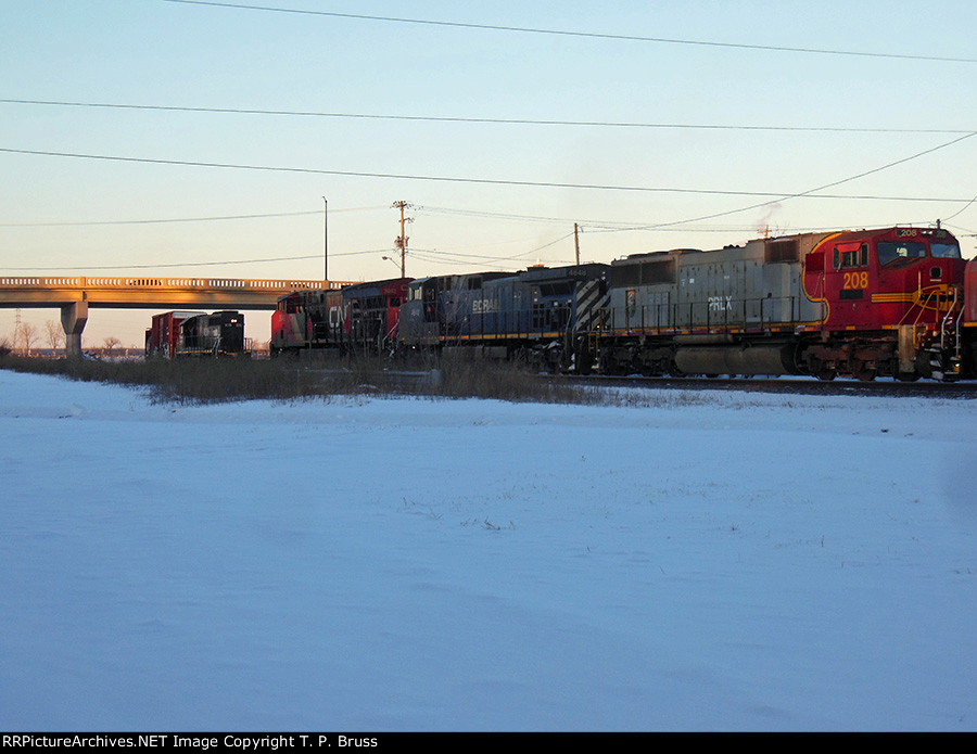 CN 3042, BCOL 4648, PRLX 208, IC 3138