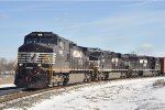 NS 9382 On NS 130 Westbound