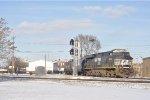 NS 8019 On NS 174 Westbound  ( DPU )