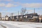 NS 9089 On NS 56 G Eastbound