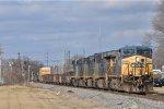 CSXT 211 On CSX J 793 Eastbound