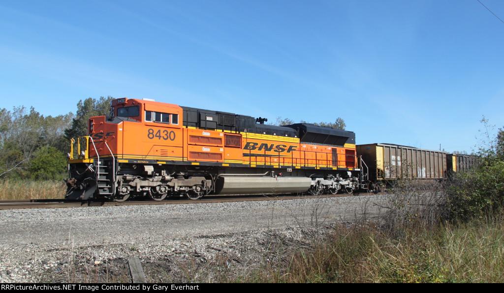 BNSF 8430