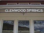 Glenwood Springs Station Sign