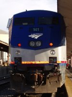 Lead unit for the Southwest Chief