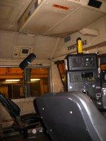 MBTA 1052 cab