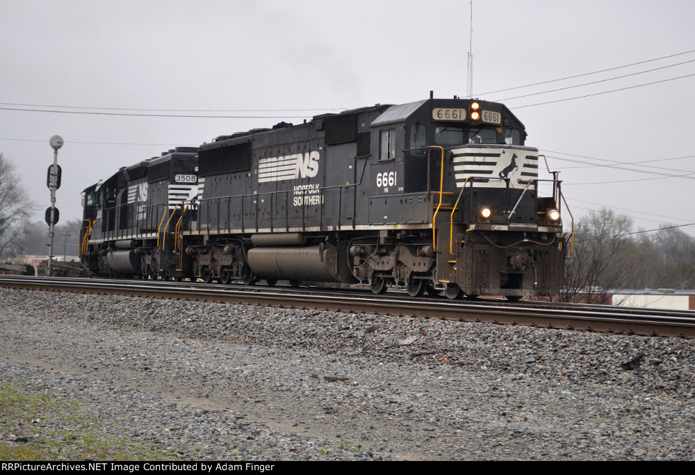 NS 6661 on NS Local