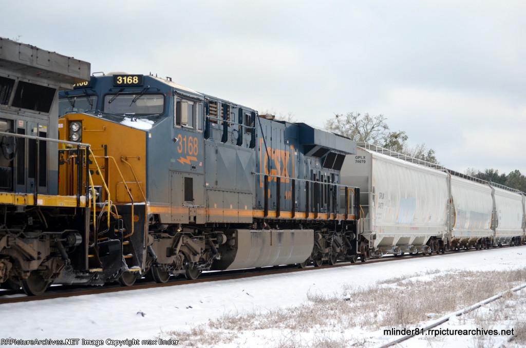 CSX 3168