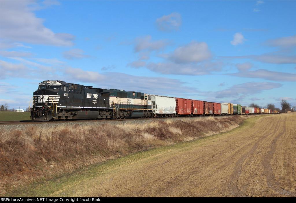 Norfolk Southern 35Q
