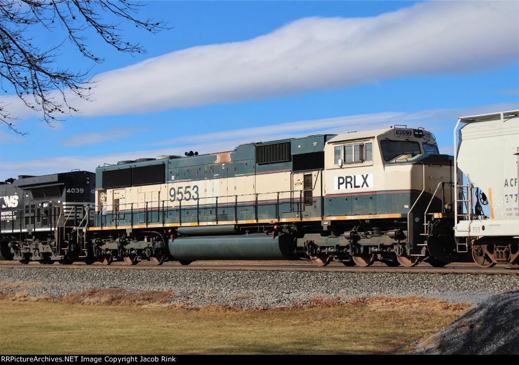 PRLX SD70MAC 9553