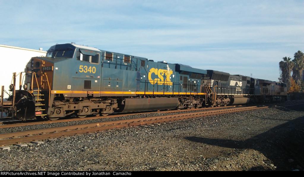 CSX 5340