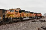 BNSF 9871 Roster.