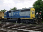 CSX 2433