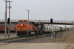 BNSF 7599 West