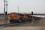 BNSF 8258 West