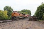 BNSF 5248 West